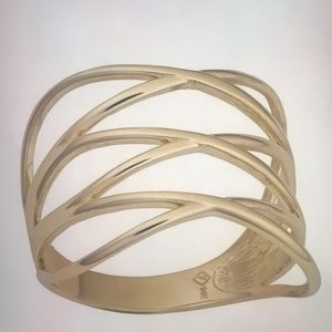 14 Yellow Gold Fashionable Highway Ring